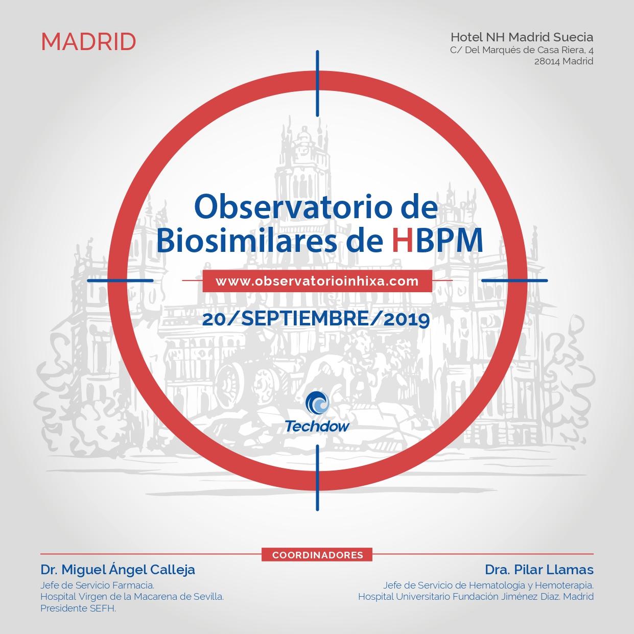 Observatorio de Biosimilares HBPM
